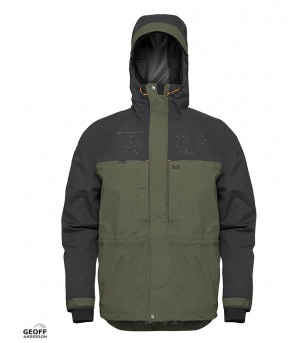 BARBARUS Jacket Green