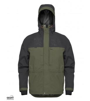 BARBARUS Jacket Green