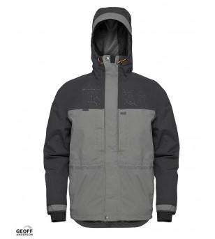 BARBARUS Jacket Grey
