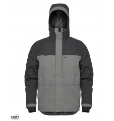 BARBARUS Jacket Grey