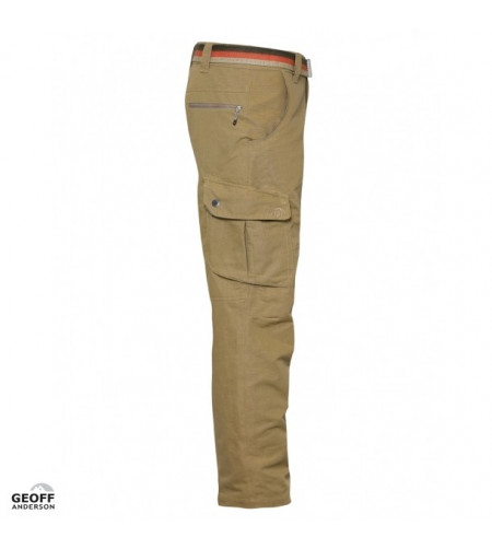 COMBAA Pants Khaki