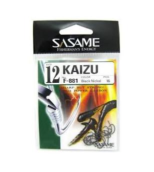 AMI SASAME F-881 KAIZU BLACK NICKEL