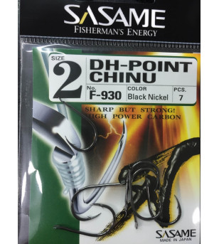 AMI SASAME F-930 D-POINT CHINU BLACK NICKEL