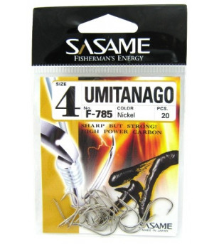 AMI SASAME F789 UMITANAGO BLACK NICKEL