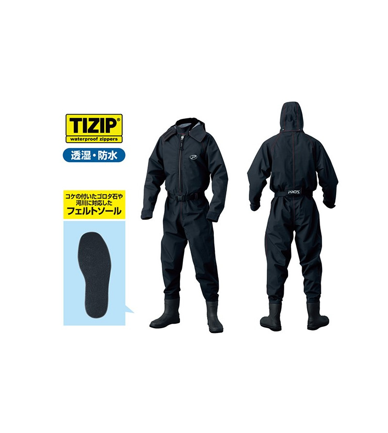 PROX WADER SUITS PX5663