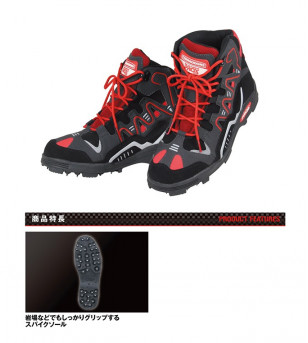 PROX PX5904 COMMODOLE SPIKE SHOES