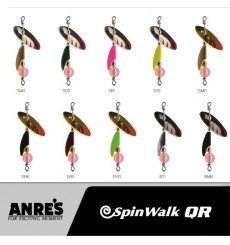 ANRE'S SPIN WALK QR
