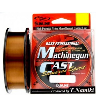 SUNLINE MACHINEGAN CAST