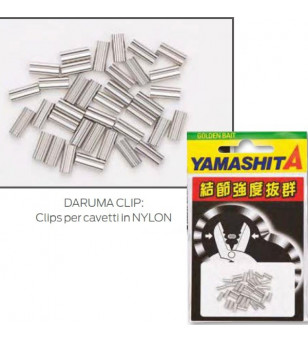YAMASHITA DARUMA CLIP