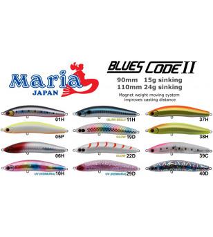 MARIA BLUES CODE 2