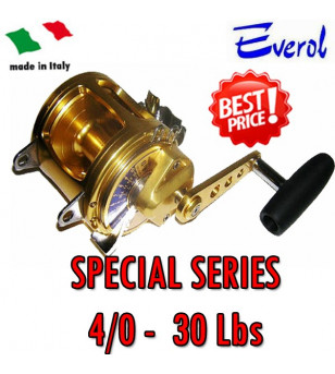 EVEROL SERIE SPECIAL 4/0 - 30 Lbs