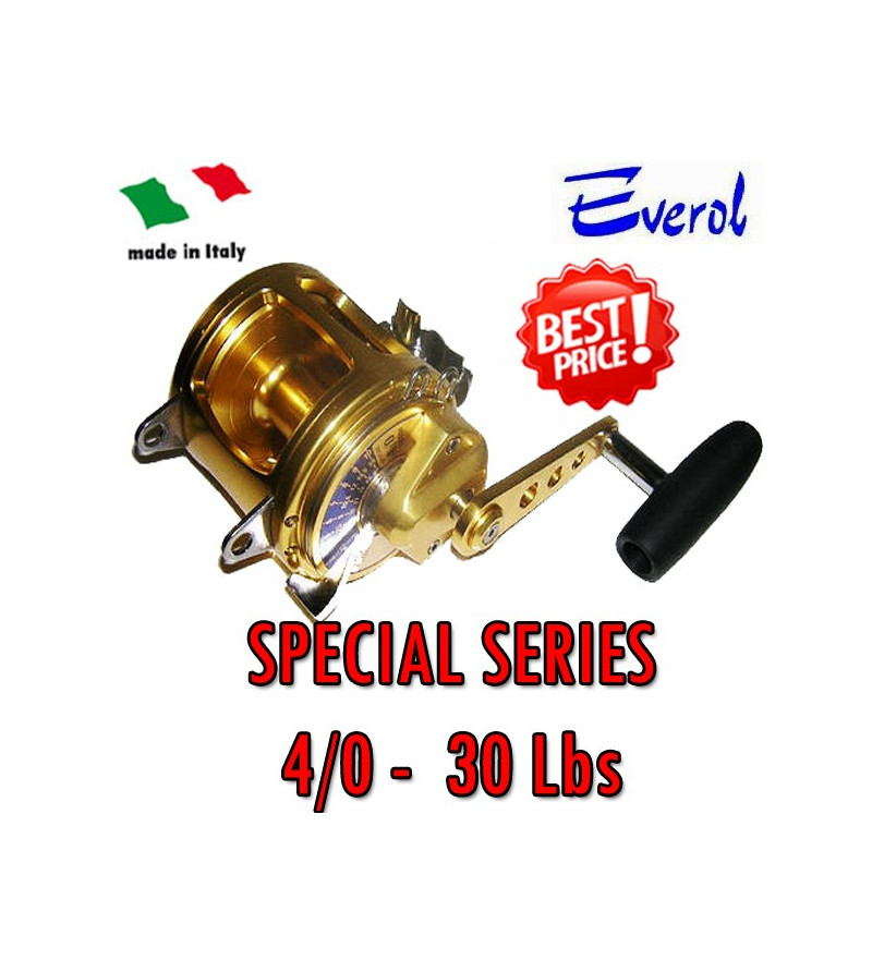 EVEROL SPECIAL SERIES 4/0 - 30 Lbs