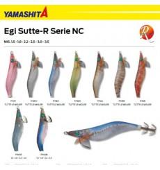 YAMASHITA EGI SUTTE-R SERIE NC