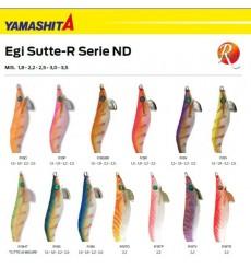 YAMASHITA EGI SUTTE-R SERIE ND
