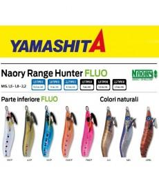 YAMASHITA NAORY RANGE HUNTER BASIC