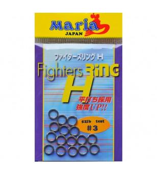 YAMASHITA FIGHTER RING H