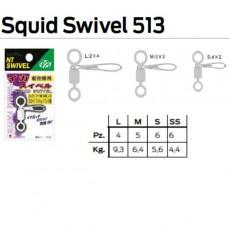 NT SQUID SWIVEL 513