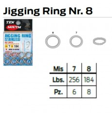 JIGGING RING N 8
