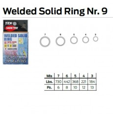 WELDED SOLID RING NR.9