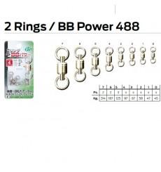 NT 2 RINGS BB POWER 488