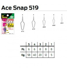 NT ACE SNAP 519
