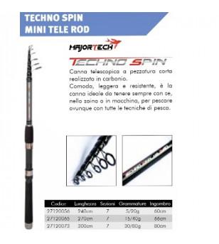 Majortech TECHNO SPIN HS