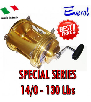 EVEROL SPECIAL SERIES 14/0 - 130 Lbs
