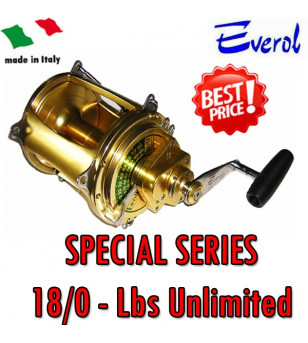 EVEROL SPECIAL SERIES 18/0 - Lbs Unlimited