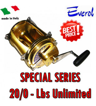 EVEROL SPECIAL SERIES 20/0 - Lbs Unlimited