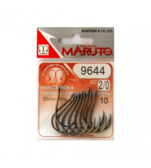 MARUTO CHINU 9644 RING Black Nickel