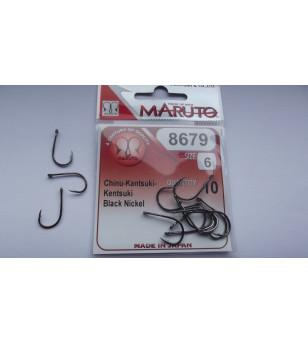 MARUTO CHINU-KENTSUKI 8679 Black Nickel