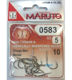 MARUTO ONAGA BARI 0583 Nickel