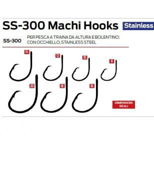 MARUTO MACHI 300 STAINLESS