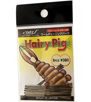 ODZ HAIRY PIG