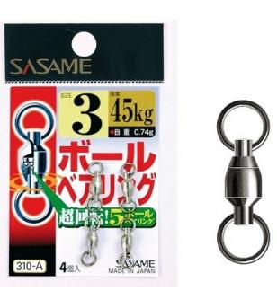 Sasame Ballbearing Swivel 310-A
