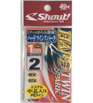 SHOUT 325HT HARD TWIN SPARK