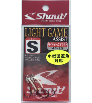 SHOUT 44-LG LIGHT GAME ASSIST