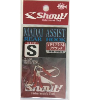 SHOUT 98-MR MADAI ASSIST REAR HOOK
