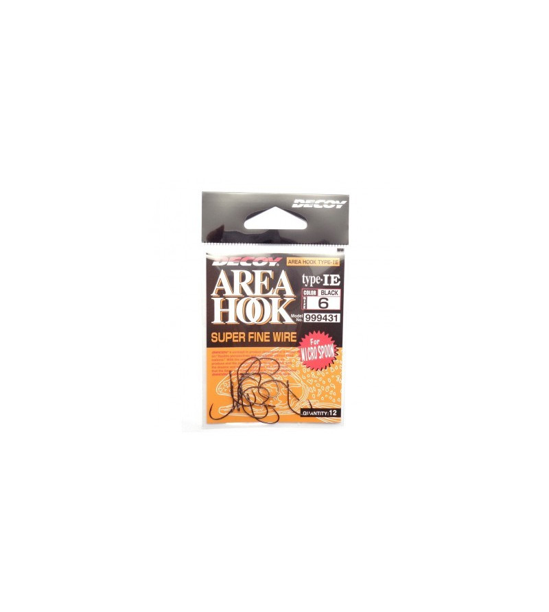 DECOY AH-IE AREA HOOK TYPE IE