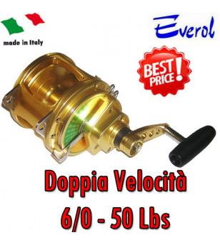 EVEROL DOPPIA VELOCITA' 6/0 - 50 Lbs