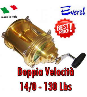 EVEROL TWO SPEED SERIES 14/0 - 130 Lbs