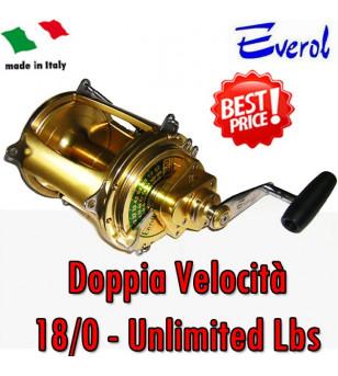 EVEROL DOPPIA VELOCITA' 18/0 - Unlimited Lbs