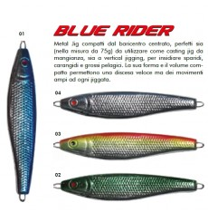 Blue Rider Hammer Jig