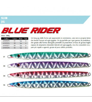 BLUE RIDER SLIM JIG