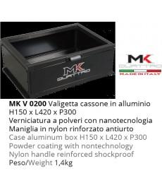 MK4 VALIGETTA CASSONE ALLUMINIO