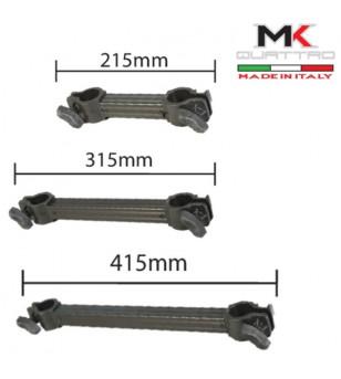 MK4 Braccio 2 fori Ø30 e Ø25