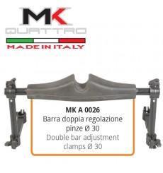 MK4 BARRA DOPPIA REGOLAZIONE