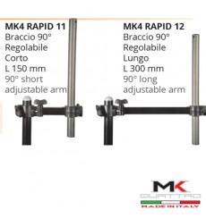 MK4 RAPID Braccio 90° Regolabile