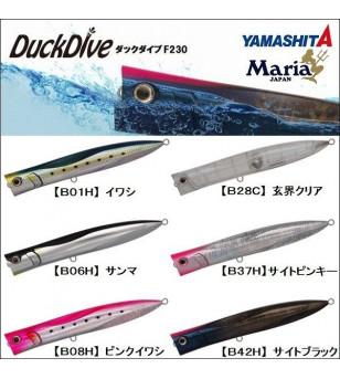 Yamashita DUCK DIVE