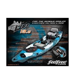 Feelfree Kayak Lure 13,5